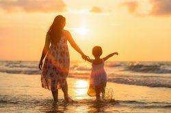 A bennünk élő gyermek kapocs a sajat gyermekünkhöz is